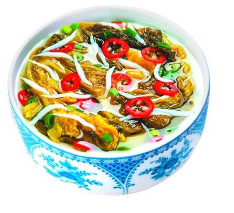 Instant Silver sauerkraut soup