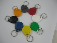 13.56mhz RFID keyfobs for access control