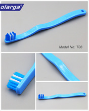 Travel and Hotel use cheaper toothbrush