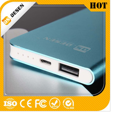 mobile power banks 6000mah real capacity with private label