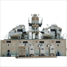 ZX-500 Desanding plant slurry drilling machine purification: sand drilling manchine work with TBM