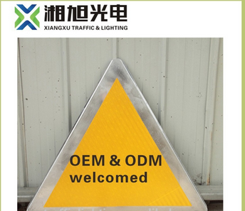 Aluminum Road Signs with 3M Reflective sheet