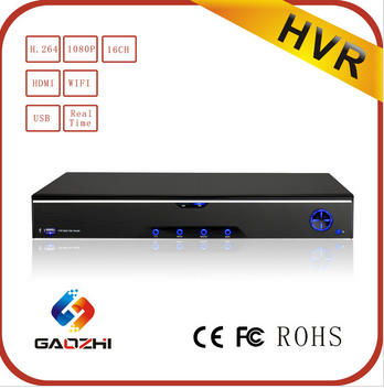 24CH HVR -- 960P Analog / 720P AHD /1080P IPC 3 in1 Hybrid AHD DVR