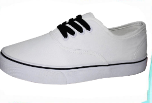 best quality 2016 blank canvas shoes