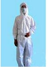 SMS Microporous PP Non-woven Coverall uniform