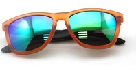 Fashion Mirror Revo lens Frogskin Design Sunglasses 2015 With Arms Interchangeable