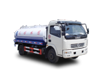 FOTON FORLAND 4x2 LHD/RHD 4000L fecal suction truck 98hp cheap price
