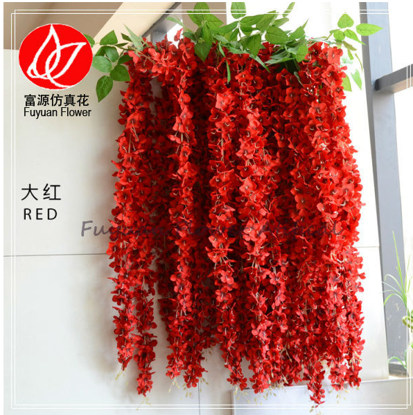 141070 bulk sale wedding artificial flowers wisteria names of flowers used for decoration