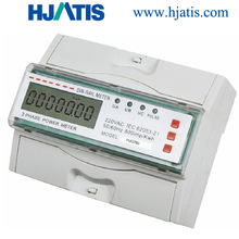 HJD280 DIN rail electric energy meter