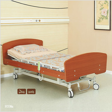 CE FDA ISO13485 H538a two functions hospital home care bed