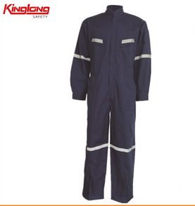 KINGLONG 2014 Hot Selling Wuhan Workwear Factory South America Market Working Coverall