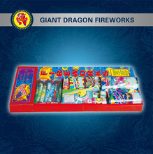 family pack cheap fireworks assortment