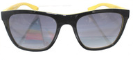 2015 New Vintage sunglasses yellow wayfarer Sunglasses