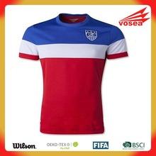 Custom brand soccer jersey/football wear /Soccer jerseys uniforms/thailand quality soccer jersey