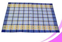 checker kitchen towel