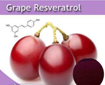Grape Skin Extract 5% Resveratrol Grape Skin Extract, grape skin powder resveratrol, Grape Resveratrol