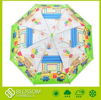Cartoon character umbrella,new design umbrella ,fancy design umbrella