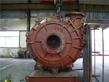 iron ore slurry pump of mining machinery