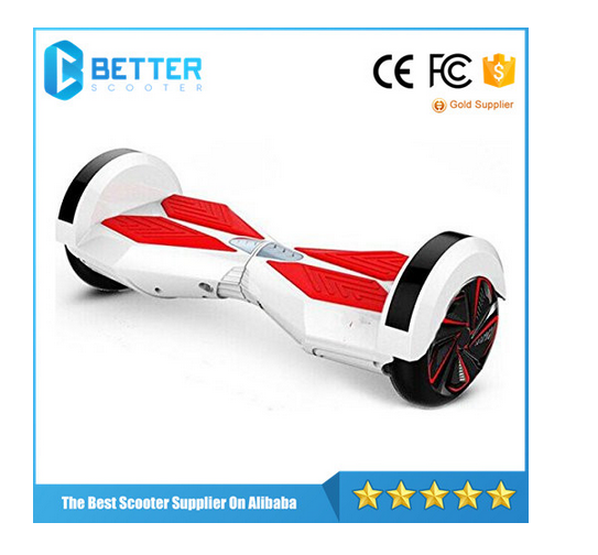 Latest Electric Self balance Scooter 2 Wheel Drifting Skateboard Smart Scooter with LED