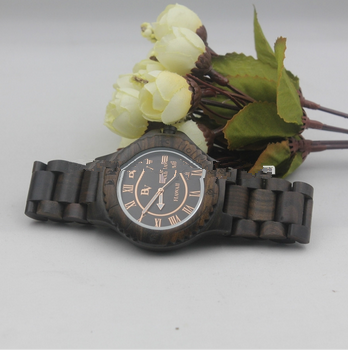 christmas ornaments wood wrist watch,wooden mens watches