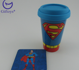 novelty high quality coffee mug coaster