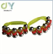 Factory supplier Plastic Education Instrument Baby Bell Handbell