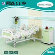 CE FDA ISO13485 B568Y two functions electric hospital bed