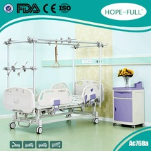 CE FDA ISO13485 Ac768a Orthopaedics traction electric bed