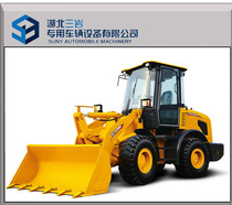 High quality XCMG 1.8 Ton Small Wheel Loader Lw180k