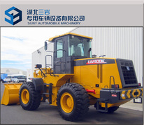 Hot sell Supper quality XCMG Front Wheel loader LW500KN with 5T loading capacity, 3.0 cubic bucket