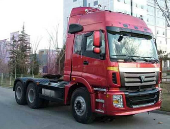New 6x4 Tractor Foton Auman Trailer Head