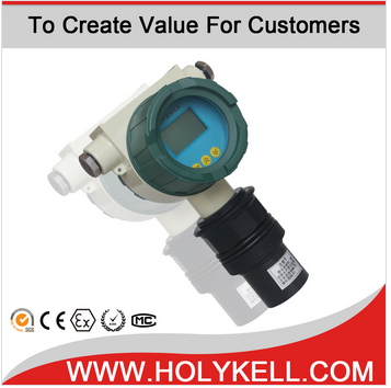 High stable ultrasonic fuel level sensor for gprs module