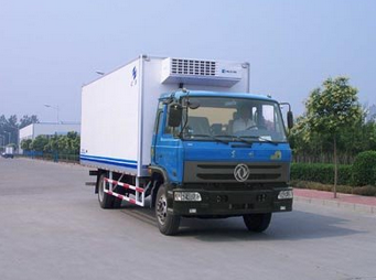 DonfFeng 30,000L cold store truck,refrigerated cold room van truck