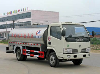 DongFeng XBW Milk truck,Liquid Food truck