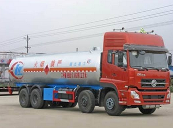 25.8cbm dimethyl ether gas tanker truck for sale