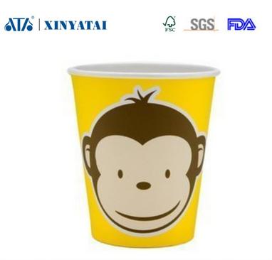 2015 new custom printed cinema disposable popcorn bucket