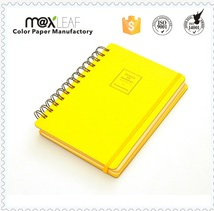 Quality products custom exercise spiral notebook high demand products in china