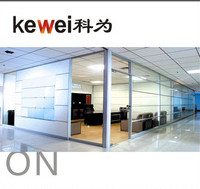 Non-adhesive smart film used for laminated glass