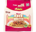Hot sale organic instant Shanghai scallion noodle