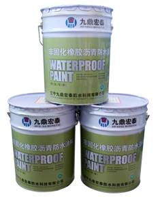JD-111 DNC Non-curable rubber modified asphalt coating for waterproofing