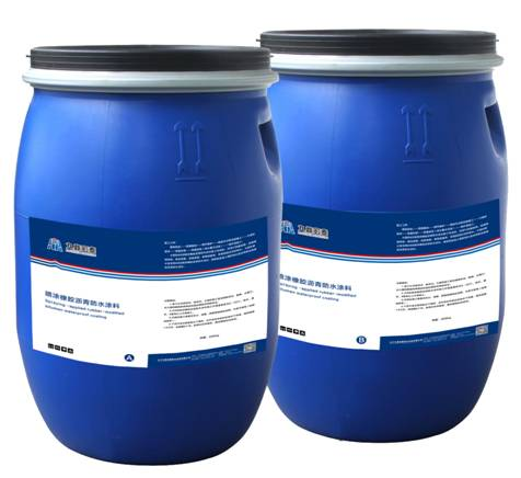 JD-112 DSR Spraying-applied rubber-modified bitumen waterproof coating