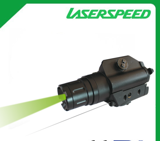 LASERSPEED KS5-G50IR Night Vision Ir Laser Illuminator And Green Laser Sight for Glock