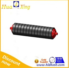 coal mine multifunctional multi-layer labyrinth seal impact roller