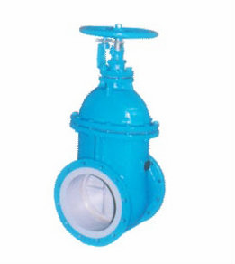 Non-rising Stem Wedge Type Metal Seated Gate Valve(Z45T Type)
