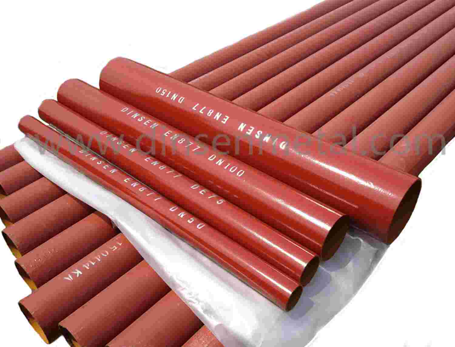 china factory SML cast iron drainage pipe