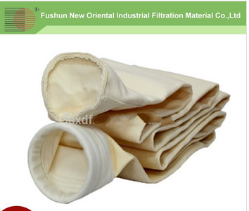 NOF Factory direct sale YarDi Nonwoven dust filter bag