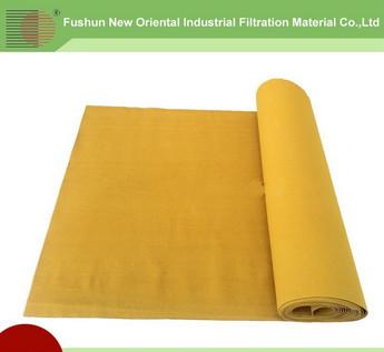 NOF P84(Polymide) filter felt/Filter cloth