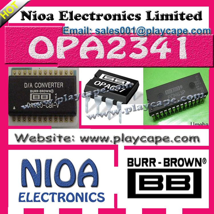BURR-BROWN IC - OPA2341 - IN STOCK