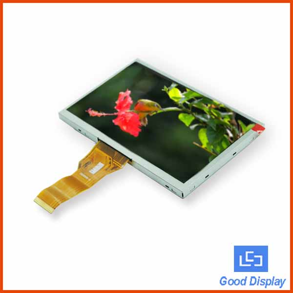 Digital TFT LCD screen 7