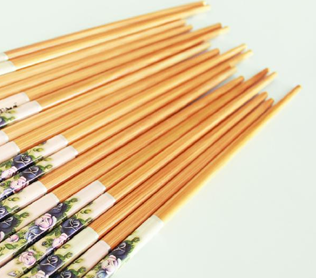 Middle and top grade crafts bamboo chopsticks